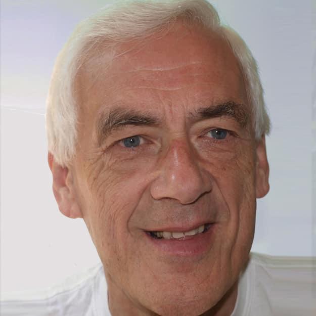Speaker - Wilfried Ehrmann