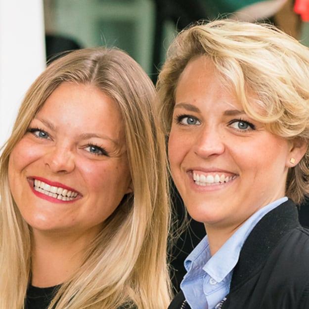 Speaker - Josephine & Jasmin Jess