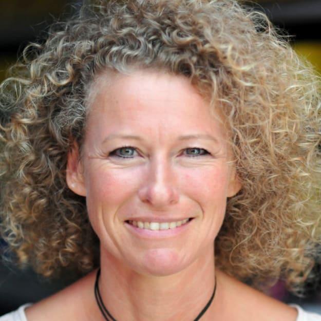 Speaker - Karin Wolf
